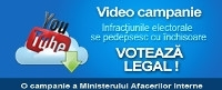Video Campanie Votează Legal